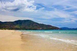 Пляж Бай Дай рядом с Нячангом