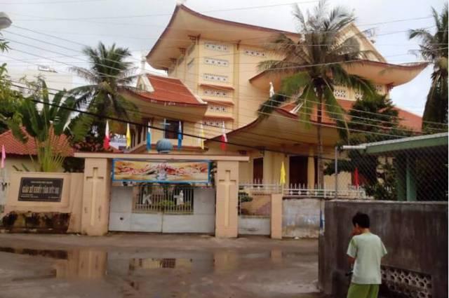 Храмы Нячанга