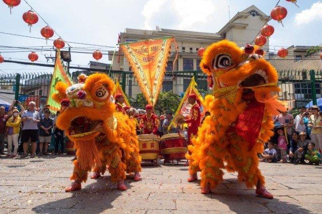 Вьетнамский Новый Год