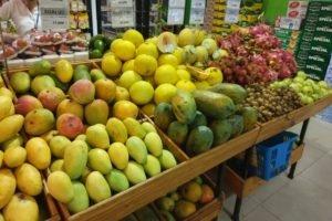 Как вывозить фрукты из Вьетнама?