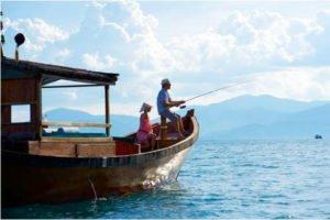 Рыбалка в Нячанге