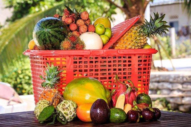 Как вывозить фрукты из Вьетнама
