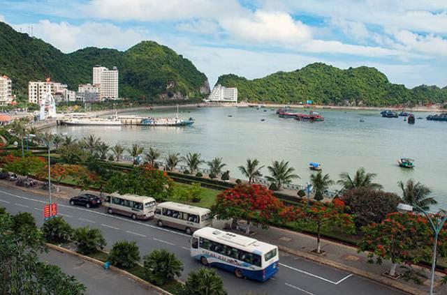 Как добраться из Ханоя в бухту Халонг
