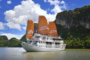 Как добраться из Ханоя в бухту Халонг?