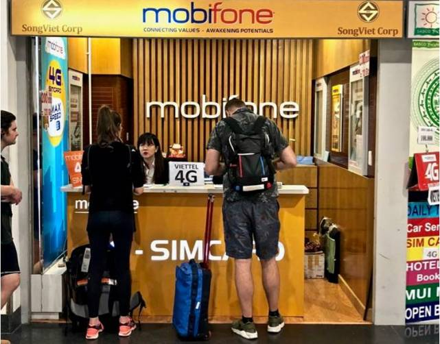 Мобильная связь и интернет во Вьетнаме