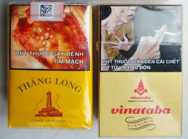 Сигареты во Вьетнаме
