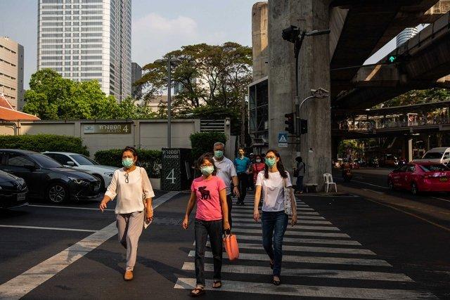 Короновирус в Таиланде