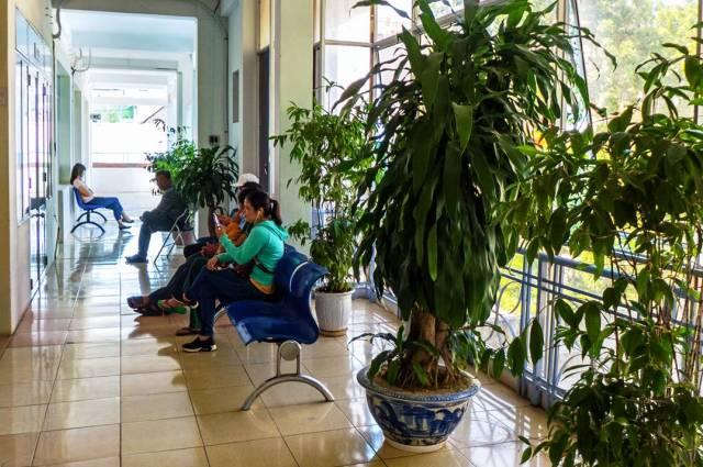 VK госпиталь в Нячанге