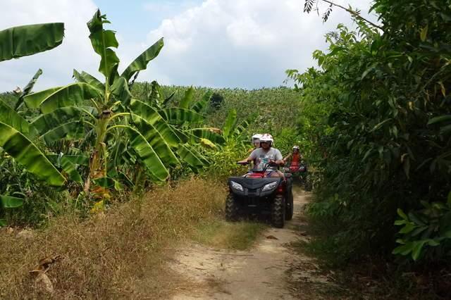 Квадроциклы в Нячанге