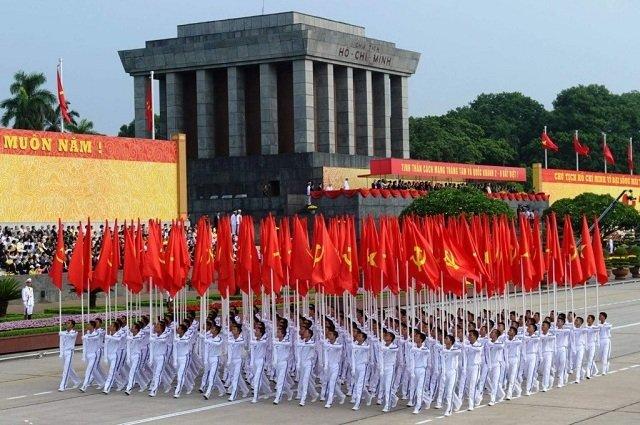 Праздники во Вьетнаме