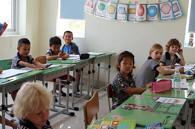 Школы в Нячанге