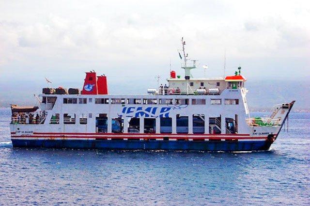 Как добраться с Бали на Яву