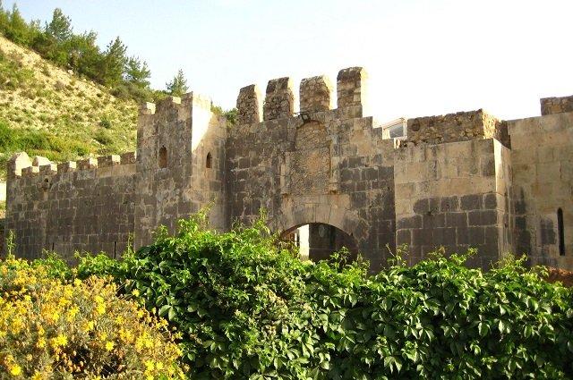 Крепость Аларахан