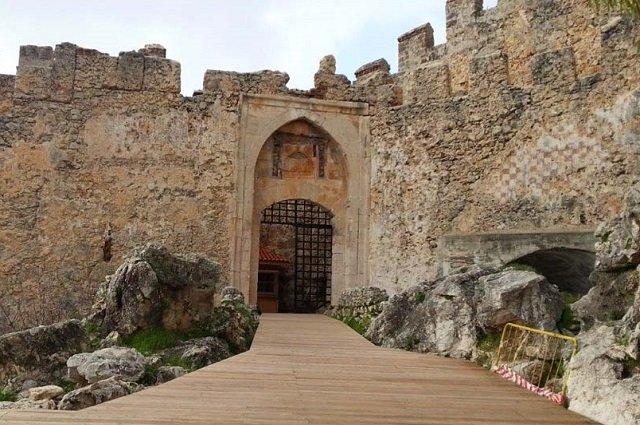 Крепость Ич-Кале