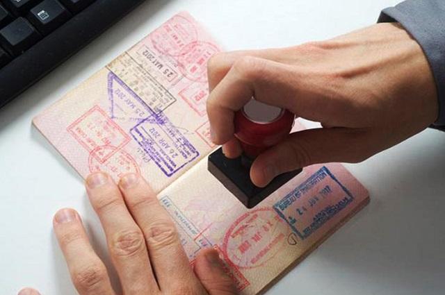 Получение визы