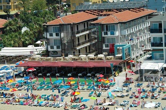 PALMİYE BEACH HOTEL 3*
