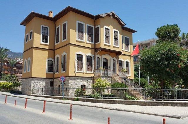 Музей Ататюрка в Алании