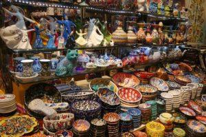 Базар в Турции