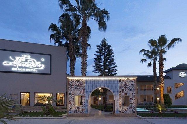 Alaaddin Beach Hotel 3*