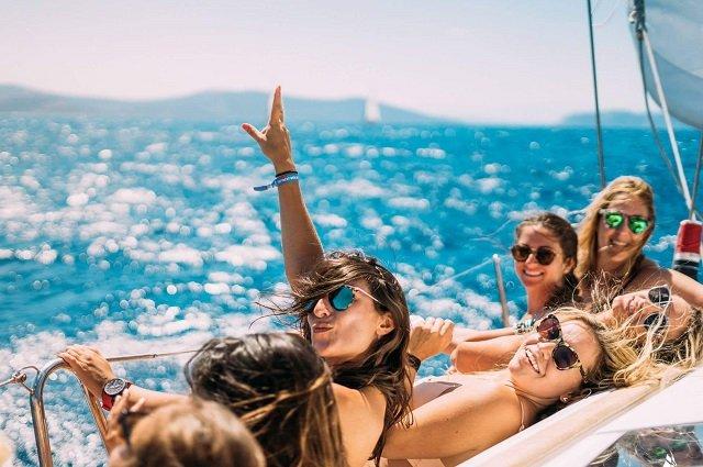 В Турции с друзьями