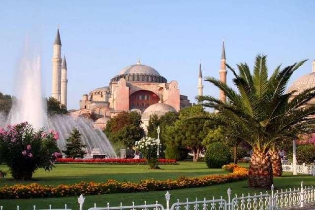 Как добраться из Алании в Стамбул
