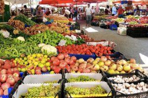 Рынки в Алании