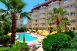 Лучшие отели с подогреваемым бассейном в Алании