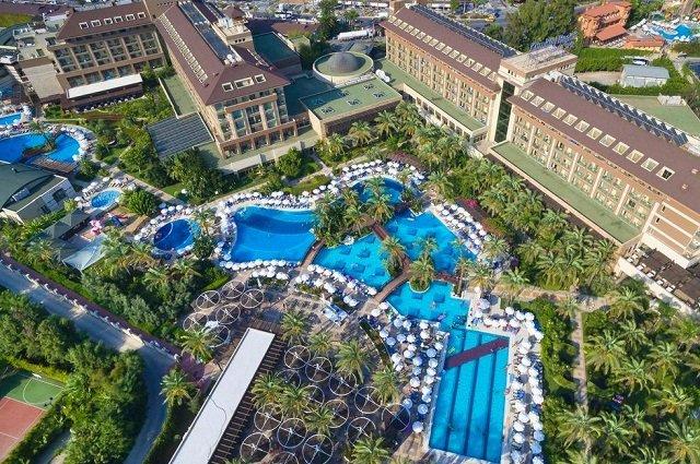 Sunis Kumkoy Beach Resort Hotel & Spa 5*