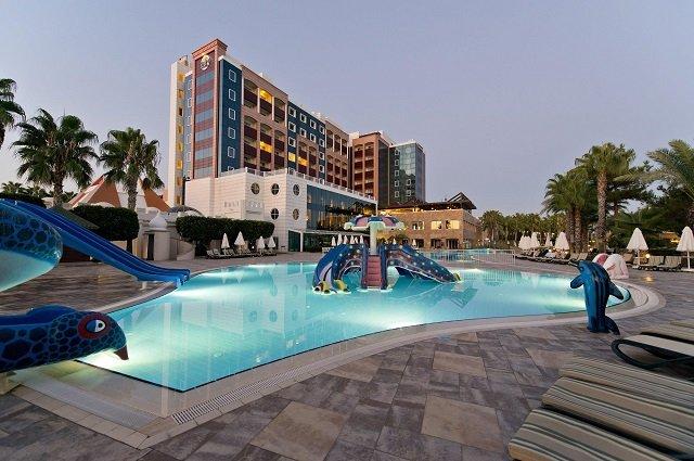 Kamelya Selin Luxury Resort & SPA Ultra All