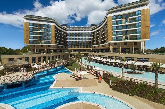 Aska Lara Resort & Spa 5*