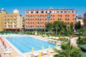 Топ-15 лучших 4-звёздочных отелей Алании