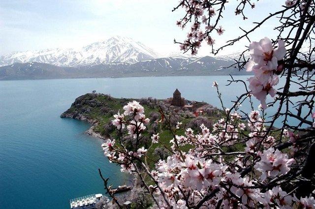 Турция весной