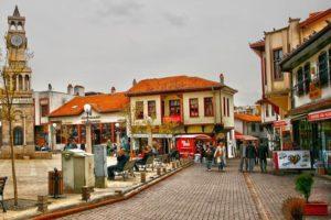 Как добраться из Стамбула до Анкары