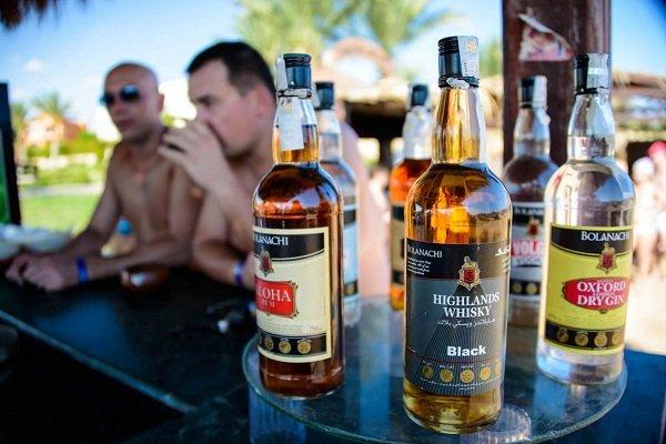Алкоголь в Турции