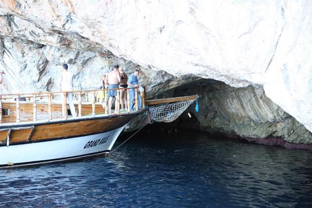Пещеры в Алании