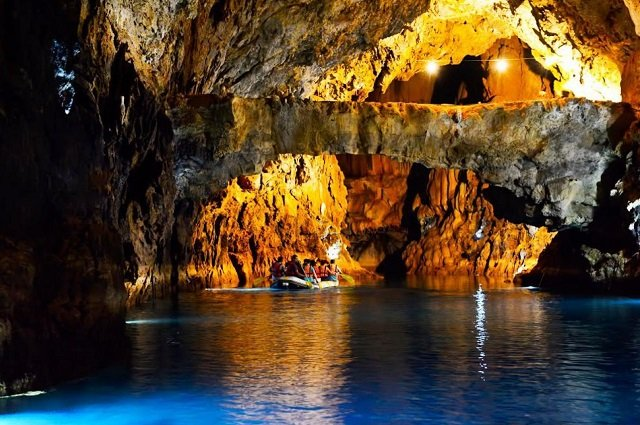 Пещера Алтынбешик