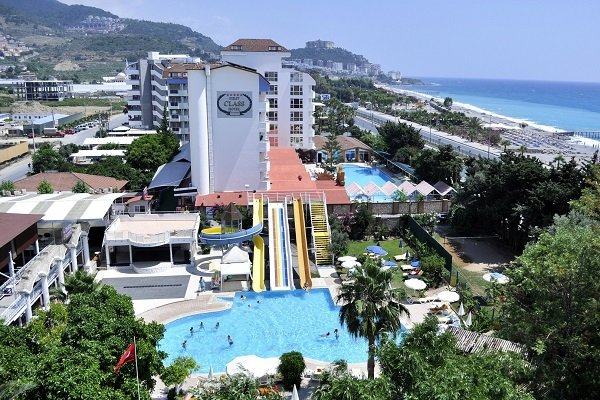 First Class Hotel — All Inclusive 5*