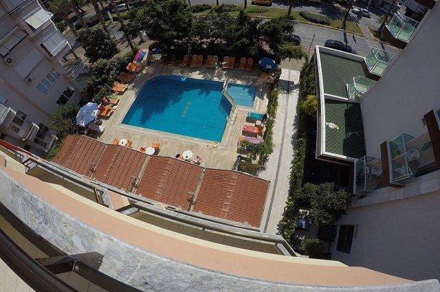 Miray Hotel Kleopatra 3*