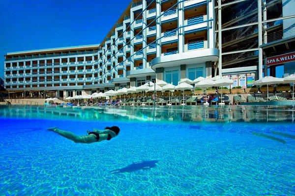Hotel Grand Kaptan — Ultra All Inclusive 5*