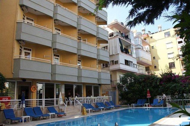 Alin Hotel 3*