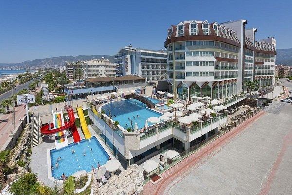 Asia Beach Resort & Spa Hotel 5*