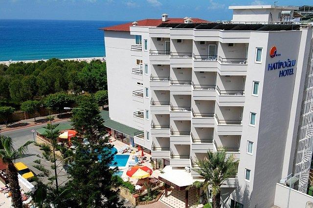 Hatipoglu Beach Hotel 3*