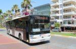 Какой общественный транспорт есть в Алании?