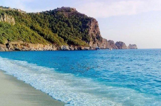 Море в Алании