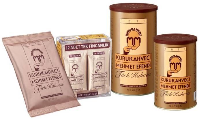 Кофе в Турции