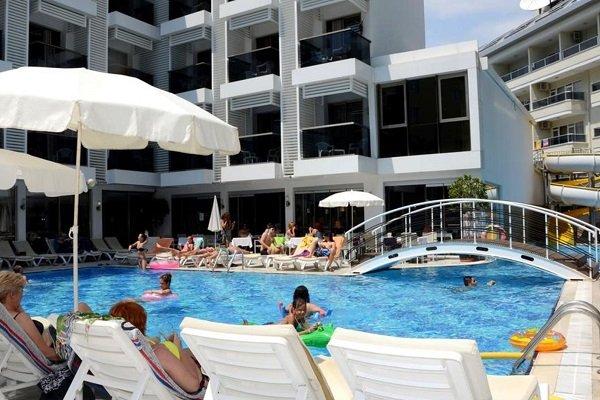 Oba Star Hotel–Ultra All Inclusive 4*