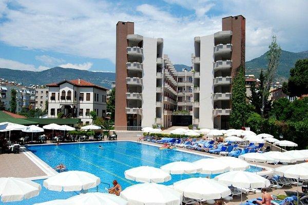 Panorama Hotel–All Inclusive 4*