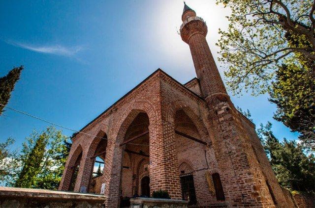 Мечеть Сулейманийе в Алании