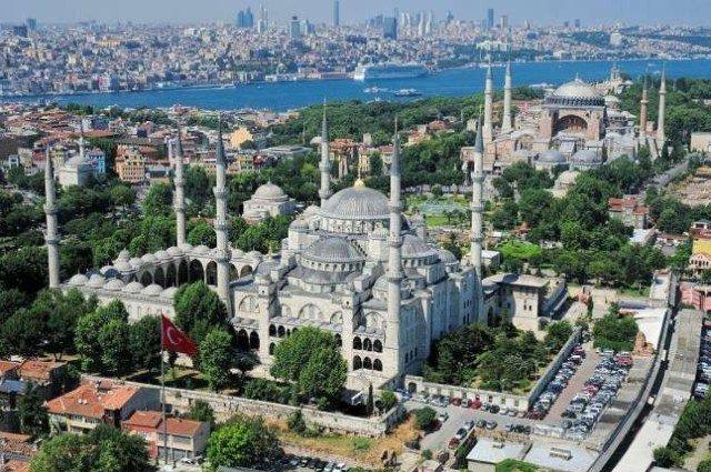 Как добраться из Сиде в Стамбул