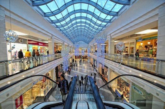 Торговые центры в Анталии